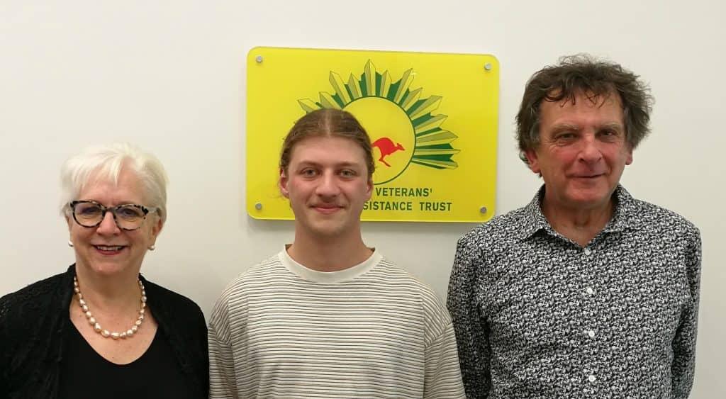 Joan Hughes, Corey, Peter Helson