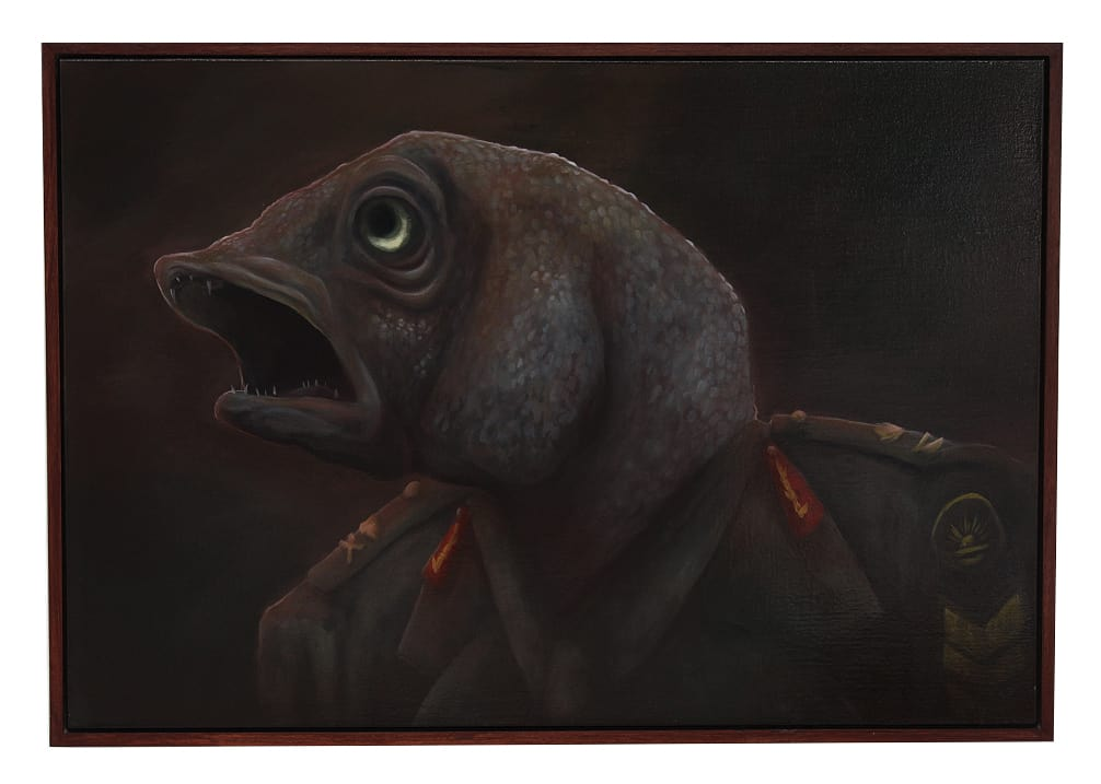 Stunned Mullet II 2013